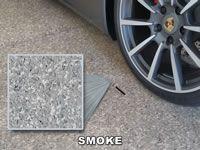 smoke color chip sample